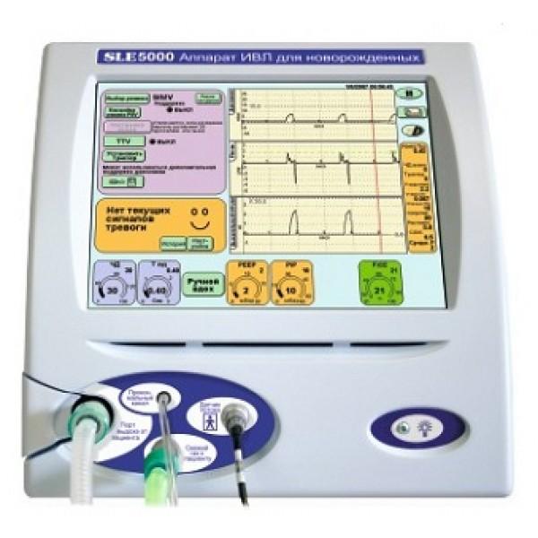 Аппарат искусственной вентиляции легких SLE 5000 без HFO