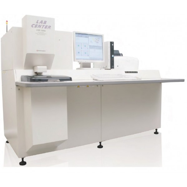 Сканирующий рентгенофлуоресцентный спектрометр XRF-1800