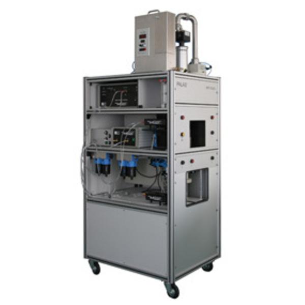 Система тестирования фильтрующих материалов MFP