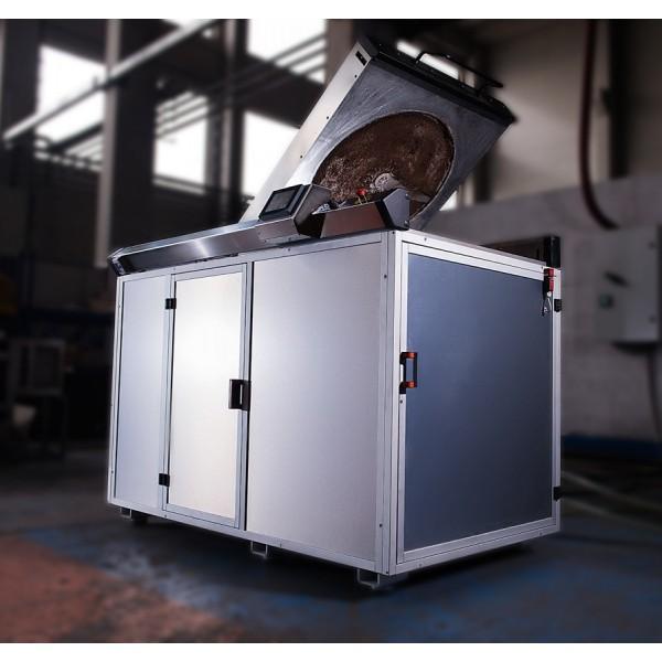 Установки для утилизации медицинских и бытовых отходов КОНВЕРТЕР-Н