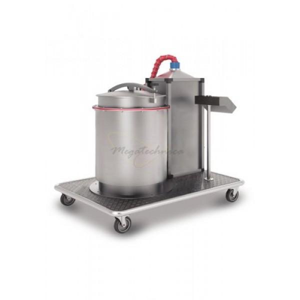 Установка аппаратного обеззараживания/обезвреживания и деструкции медицинских отходов САМот-02/А