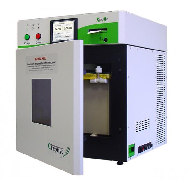 Система обеззараживания медицинских отходов микроволновая «Стериус»