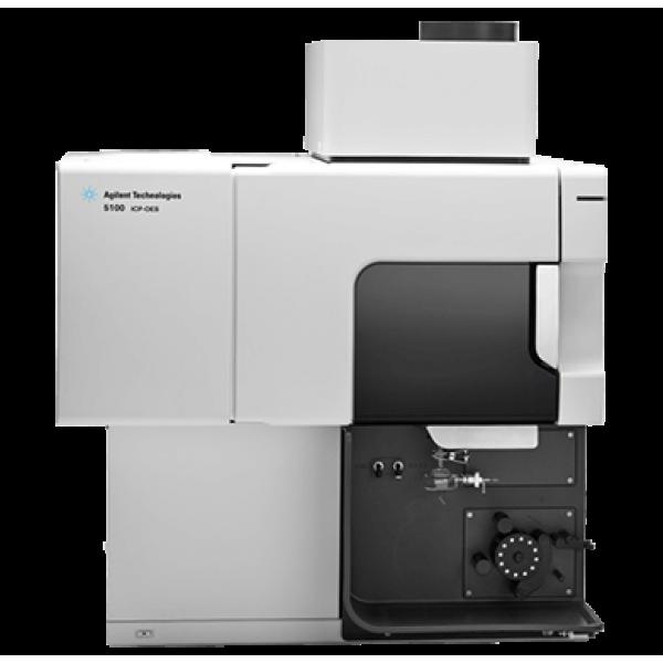 Оптико-эмиссионный спектрометр с индуктивно-связанной плазмой Agilent 5100 ICP-OES