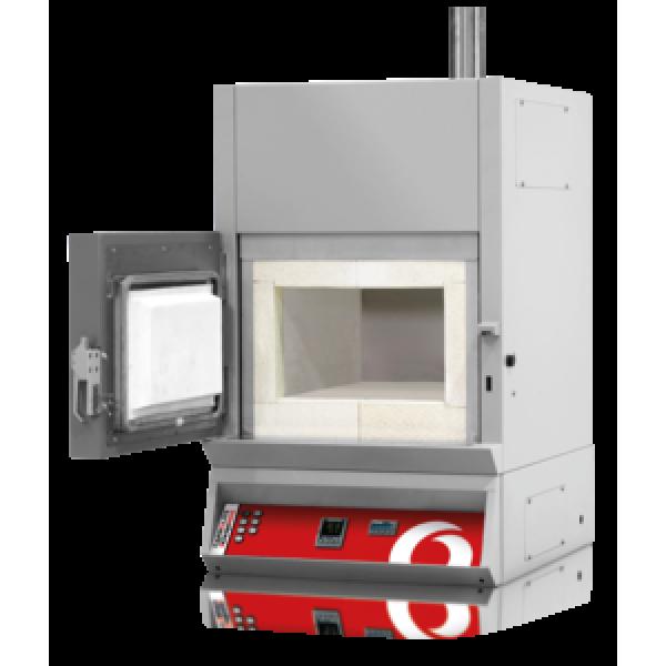 ABF - Печи для сжигания и озоления с устройством дожига газов