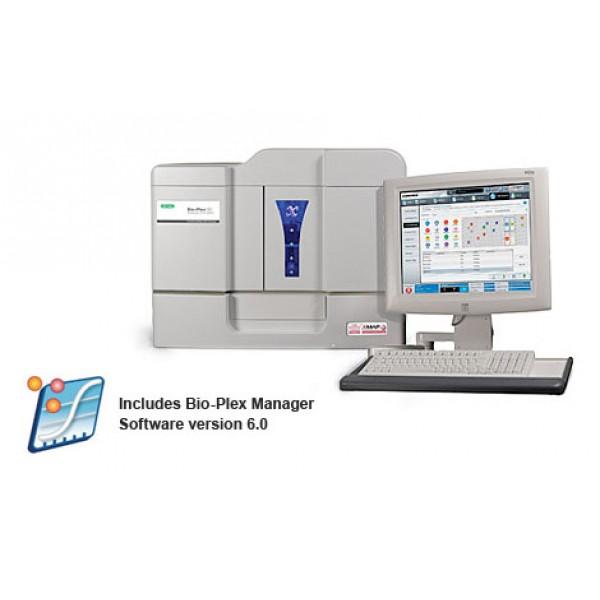 Система мультиплексного анализа Bio-Plex 3D