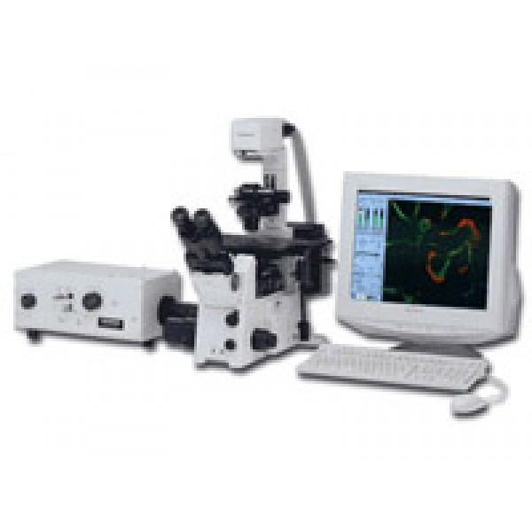 Конфокальная лазерная сканирующая приставка FLUOVIEW300