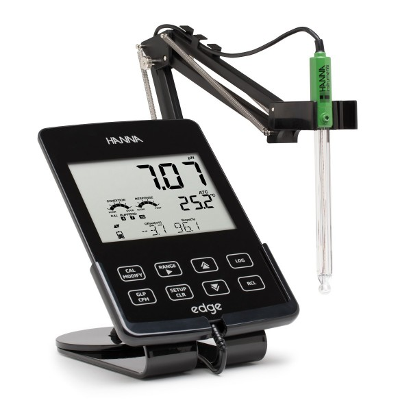 Мультипараметрический рН-метр HI 2020-02 edge