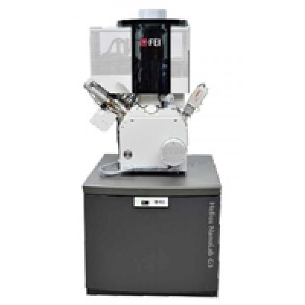 Двулучевой микроскоп Helios