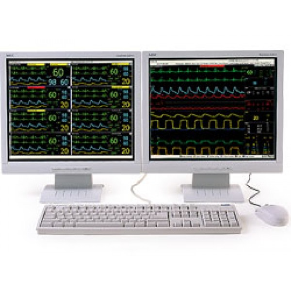 Центральная станция мониторинга Hypervisor VI Mindray
