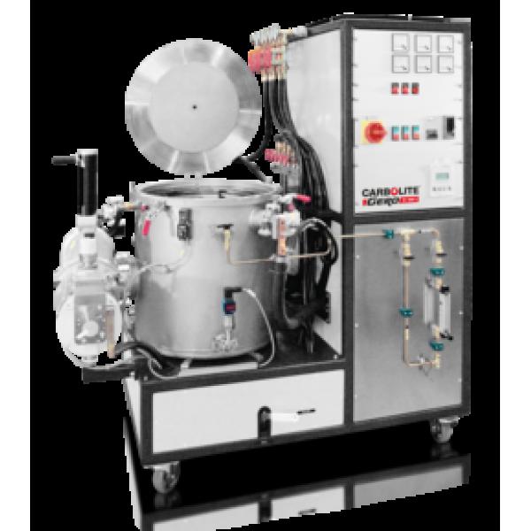 Лабораторные печи с металлической теплоизоляцией - LHTM/W