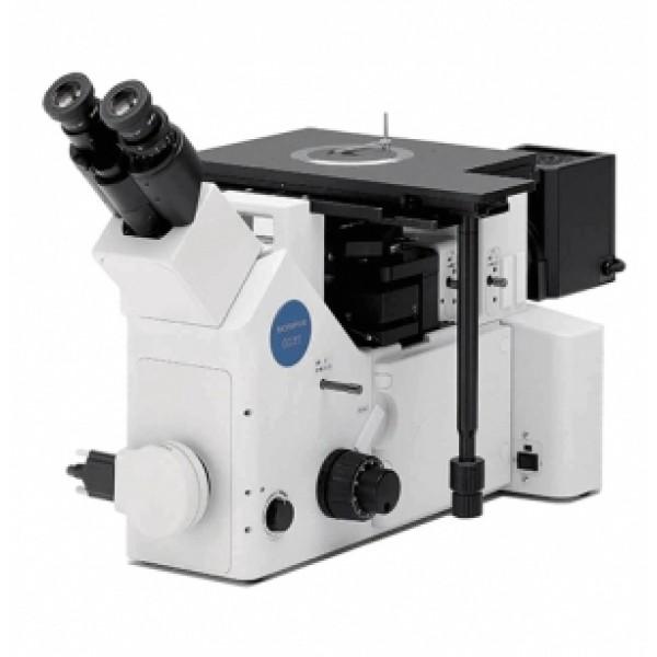 Инвертированный металлографический микроскоп Olympus GX51