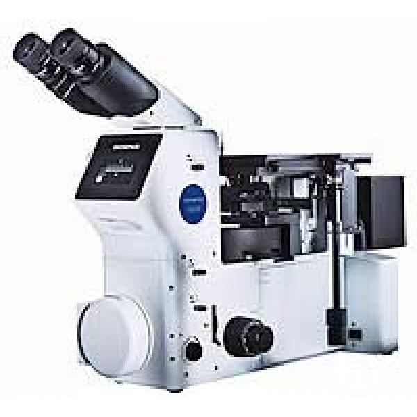 Инвертированный металлографический микроскоп Olympus GX71