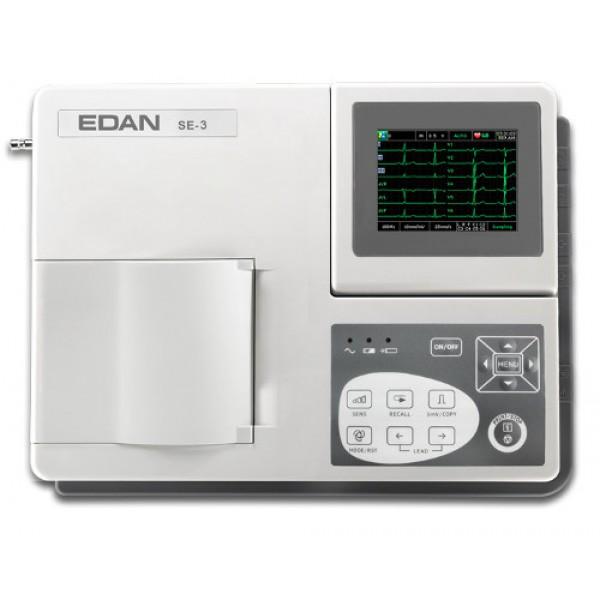 3-х канальный электрокардиограф EDAN SE-3