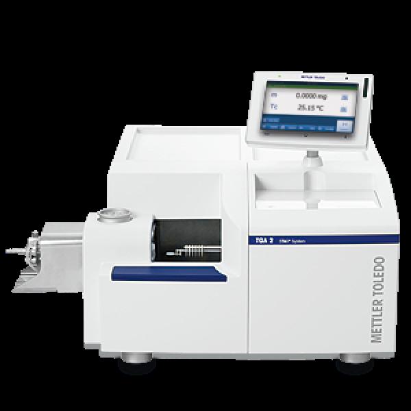 TGA 2 – термогравиметрический анализатор с большой печью (LF)