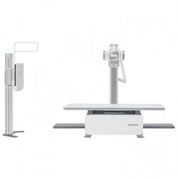 Рентген аппарат на 2 рабочих места XGEO GF50