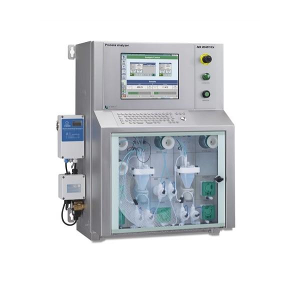 Многоцелевой анализатор химического состава жидкостей для взрывоопасных зон ADI 2045Ti Ex