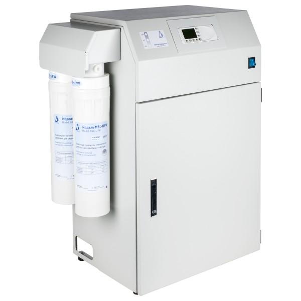 Лабораторная система очистки воды Аквалаб AL Plus