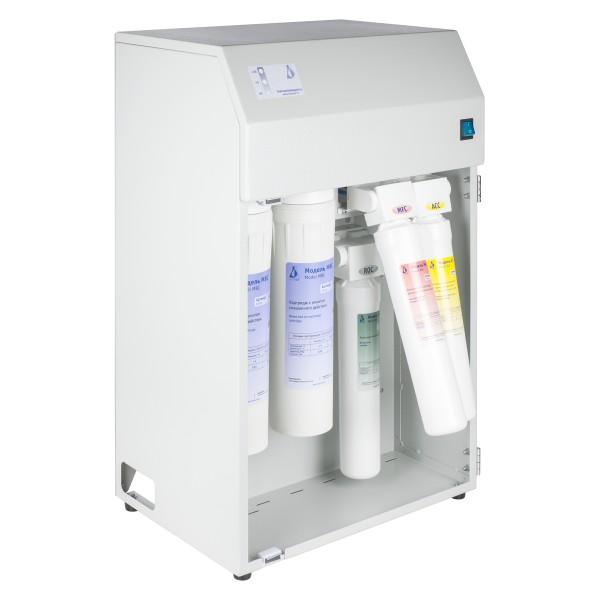Лабораторная система очистки воды Аквалаб AL