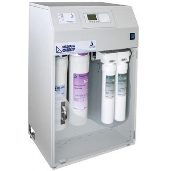 Установка получения высокочистой воды для лабораторий АКВАЛАБ