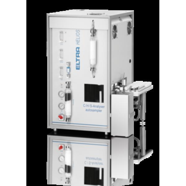 Анализатор углерода / водорода / серы CHS-580A