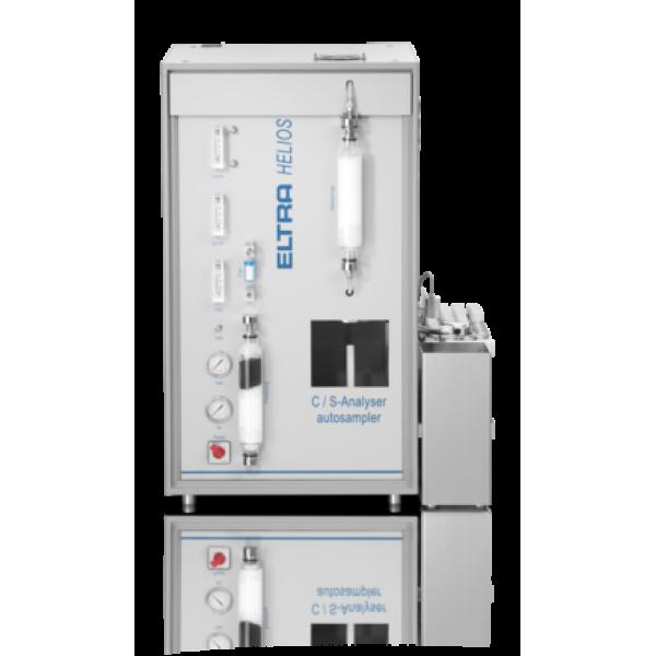 Анализатор углерода / серы CS-580A