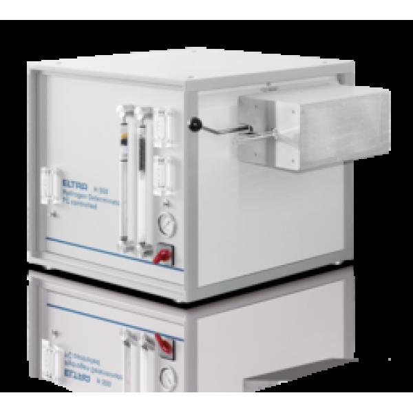 Анализатор водорода H-500