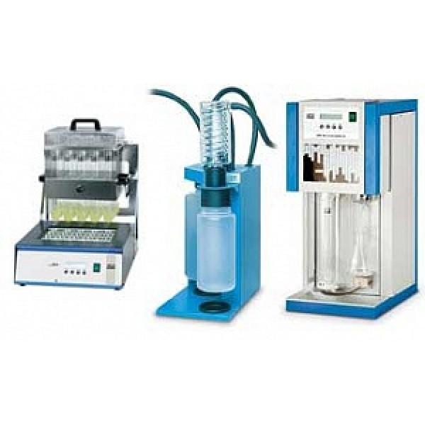 Анализатор азота на базе UDK