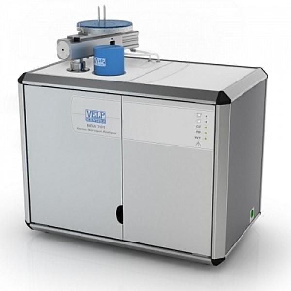Анализатор азота по методу Дюма NDA 701