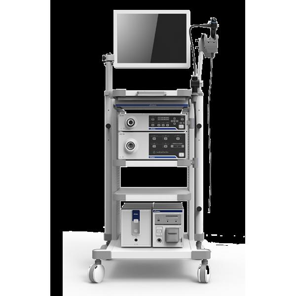 Видео-эндоскопическая стойка высокого класса Aohua VME-2800 с режимом виртуально хромоскопии