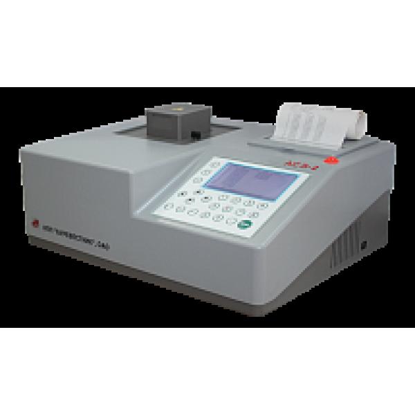 Энергодисперсионный анализатор серы в нефтепродуктах АСЭ-2