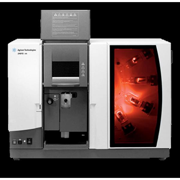 Атомно-абсорбционный спектрометр Agilent 240FS