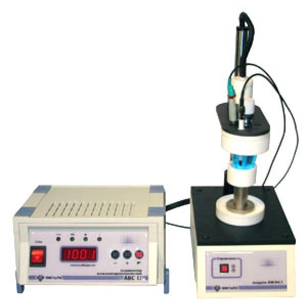 Анализатор тяжелых металлов (полярограф) АВС-1.1