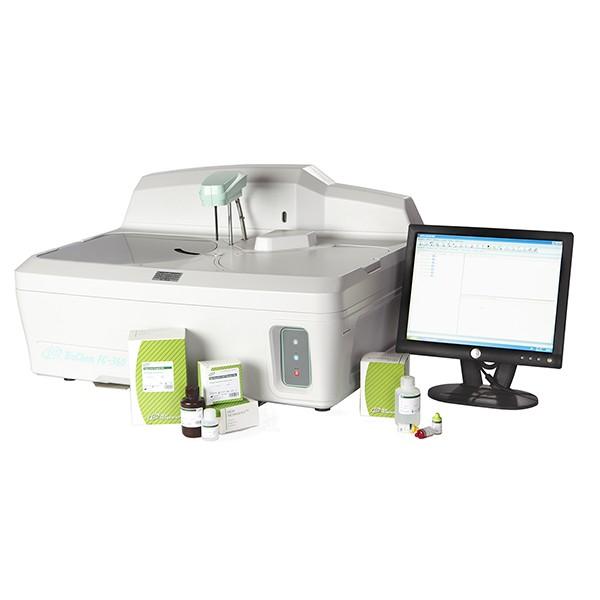 Высокопроизводительный автоматический настольный анализатор  BioChem FC-360