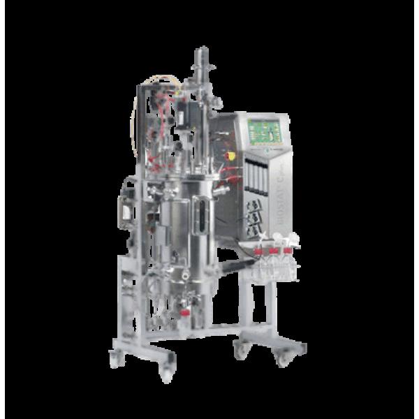 Стерилизуемый на месте (опытный и промышленный) биореактор BIOSTAT Cplus