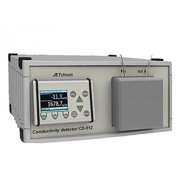 Кондуктометрический детектор электропроводности CD-512