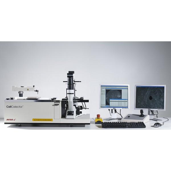 Автоматизированная настольная система для селекции клеток и колоний CellCelector