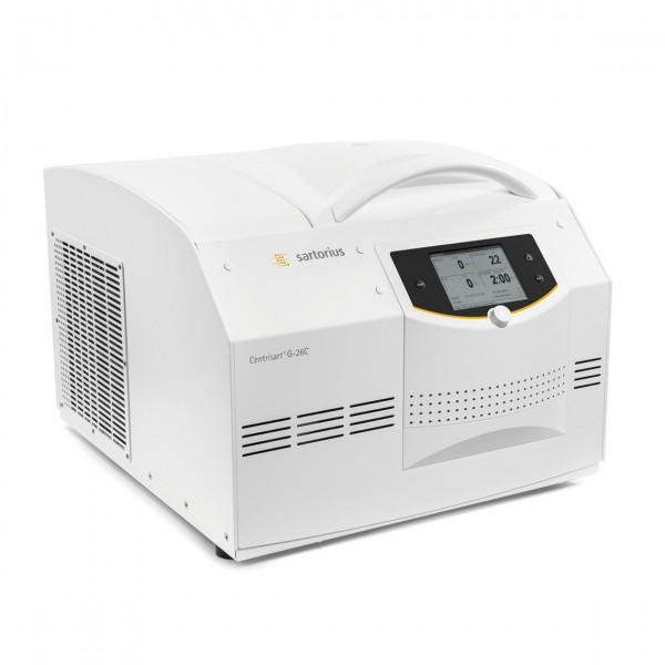 Многофункциональная центрифуга с охлаждением Centrisart G-26C