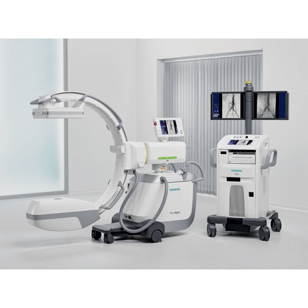 Мобильный рентгенохирургический аппарат типа С-дуга Cios Alpha