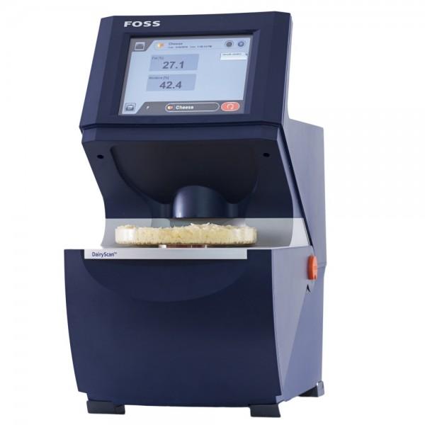 Анализатор жира и влаги в сырах DairyScan