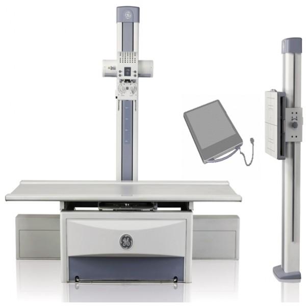Цифровая рентгенографическая система DR-F