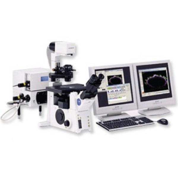 Мультифотонная лазерная сканирующая система FLUOVIEW 1000 MPE