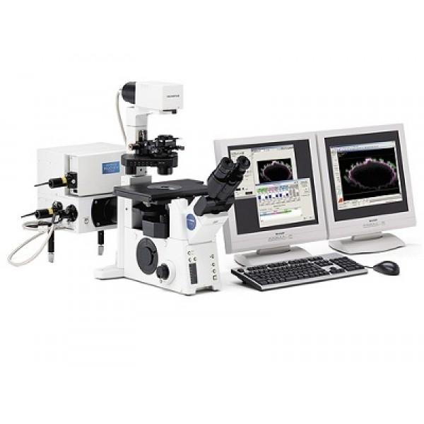 Конфокальная лазерная сканирующая приставка FLUOVIEW 1000