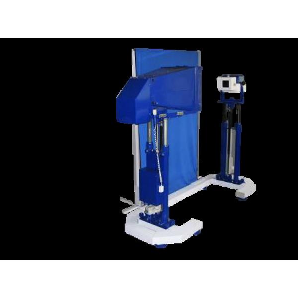 Флюорограф малодозовый цифровой ФМЦ (в укладке)