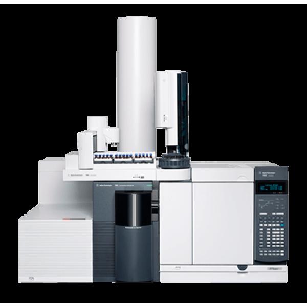 Квадруполь-времяпролетный масс-спектрометр Agilent 7200