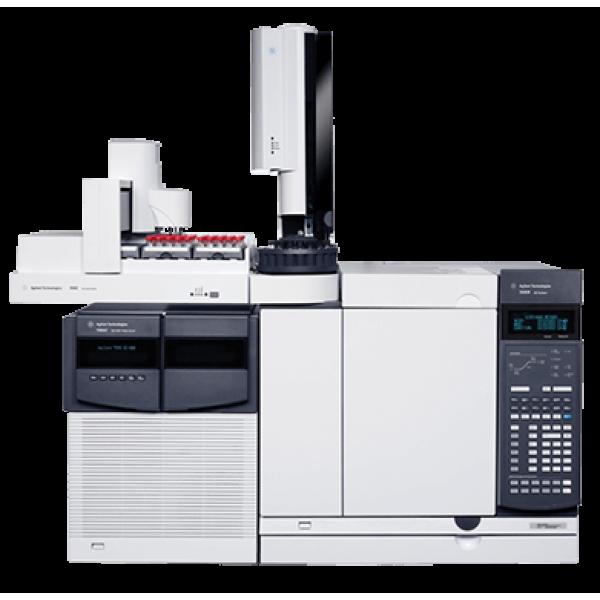 Трехквадрупольный масс-спектрометр Agilent 7000C GC/MS System