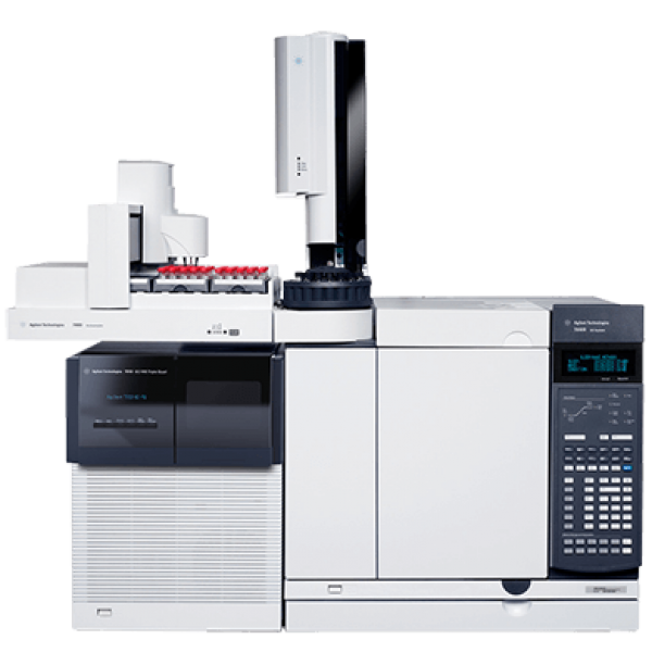 Трехквадрупольный масс-спектрометр Agilent 7010 GC/MS