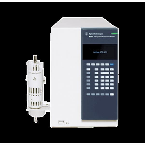 Хемилюминесцентный детектор на серу