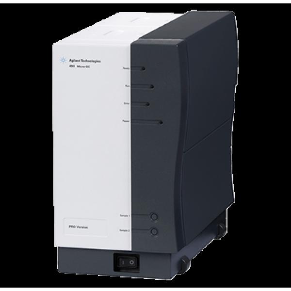 Портативный газовый хроматограф Agilent 490 Micro GC