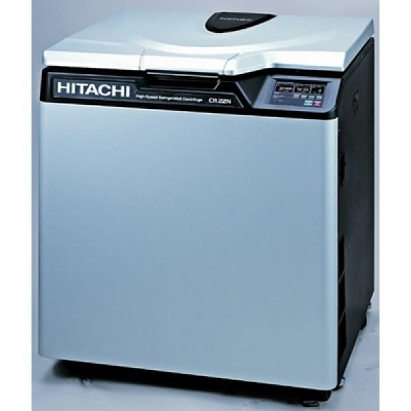 Высокоскоростная центрифуга с охлаждением himac CR22N