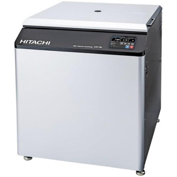 Высокопроизводительная центрифуга с охлаждением himac CR7N